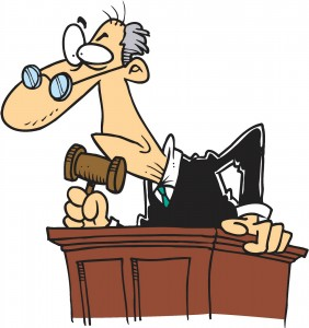 Judge edit