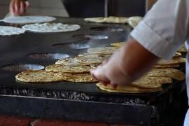 Grain Free Cassava Flour Tortillas